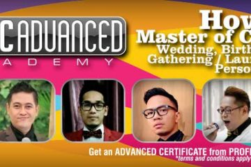DJ Arie's MC Advanced Academy