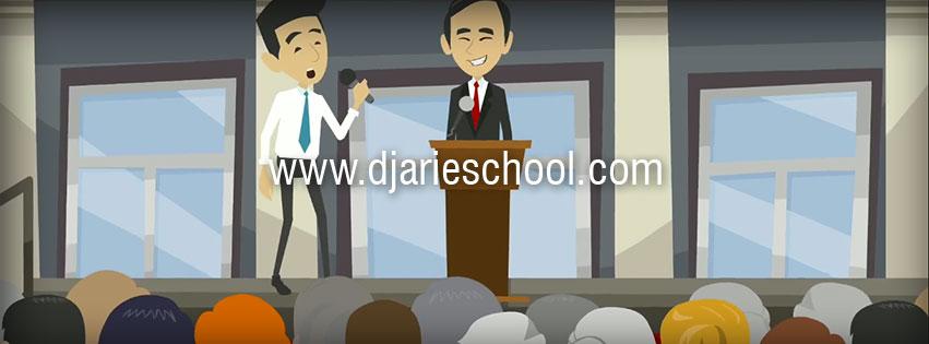 Public Speaking - Presentasi