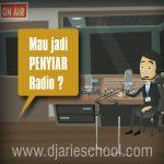 Mau Jadi Penyiar Radio ?