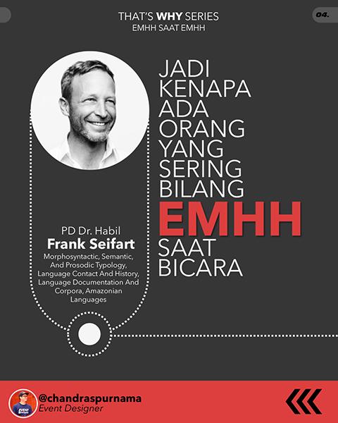 online public speaker - Verbal Fillers
